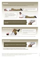 Welke rugoefeningen zijn goed?